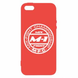 Чехол для iPhone5/5S/SE M-1 Logo