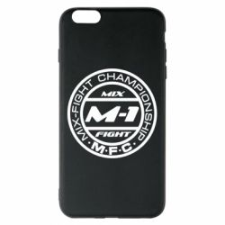 Чехол для iPhone 6 Plus/6S Plus M-1 Logo