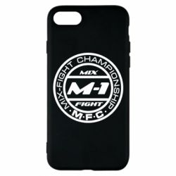 Чехол для iPhone 7 M-1 Logo - FatLine
