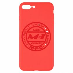 Чехол для iPhone 7 Plus M-1 Logo - FatLine
