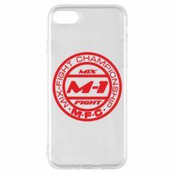 Чехол для iPhone 8 M-1 Logo - FatLine