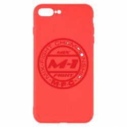 Чехол для iPhone 8 Plus M-1 Logo - FatLine