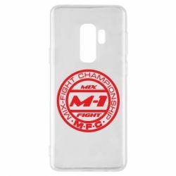 Чехол для Samsung S9+ M-1 Logo - FatLine