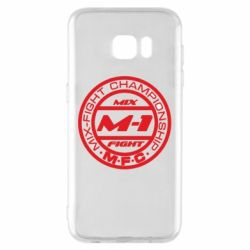 Чехол для Samsung S7 EDGE M-1 Logo - FatLine