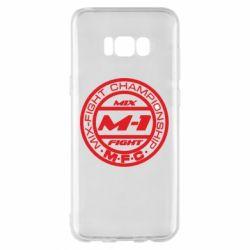 Чехол для Samsung S8+ M-1 Logo - FatLine