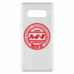 Чехол для Samsung Note 8 M-1 Logo - FatLine