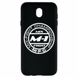 Чехол для Samsung J7 2017 M-1 Logo - FatLine