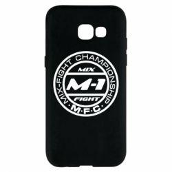 Чехол для Samsung A5 2017 M-1 Logo - FatLine