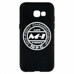 Чехол для Samsung A5 2017 M-1 Logo
