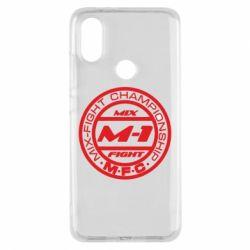 Чехол для Xiaomi Mi A2 M-1 Logo - FatLine