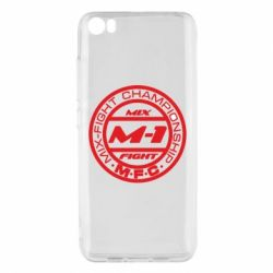 Чехол для Xiaomi Xiaomi Mi5/Mi5 Pro M-1 Logo - FatLine