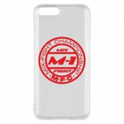 Чехол для Xiaomi Mi6 M-1 Logo - FatLine