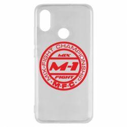 Чехол для Xiaomi Mi8 M-1 Logo - FatLine