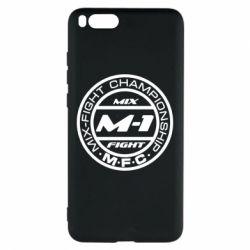 Чехол для Xiaomi Mi Note 3 M-1 Logo - FatLine