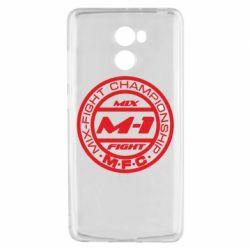 Чехол для Xiaomi Redmi 4 M-1 Logo - FatLine