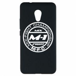 Чехол для Meizu M5s M-1 Logo - FatLine