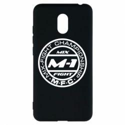 Чехол для Meizu M6 M-1 Logo - FatLine
