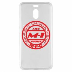 Чехол для Meizu M6 Note M-1 Logo - FatLine