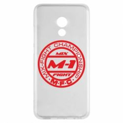 Чехол для Meizu Pro 6 M-1 Logo - FatLine