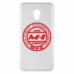 Чехол для Meizu Pro 6 Plus M-1 Logo - FatLine