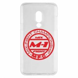 Чехол для Meizu 15 M-1 Logo - FatLine