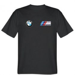 Мужская футболка M POWER 3D Logo - FatLine