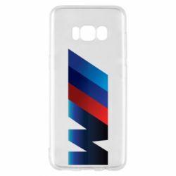 Чохол для Samsung S8 M Power Art