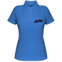 Жіноча футболка поло M Power Art