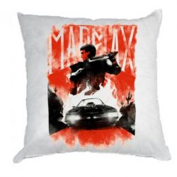 Подушка Mad Max Fun Art - FatLine