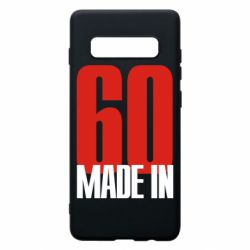 Чохол для Samsung S10+ Made in 60
