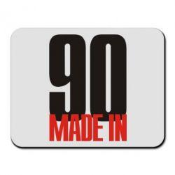 Коврик для мыши Made in 90 - FatLine