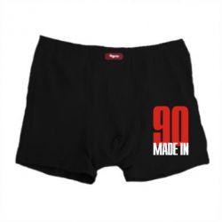 Мужские трусы Made in 90 - FatLine