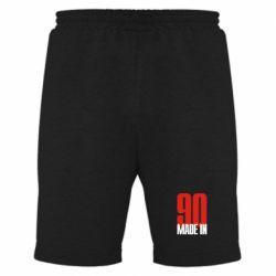 Мужские шорты Made in 90 - FatLine