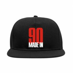 Снепбек Made in 90 - FatLine