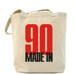 Сумка Made in 90
