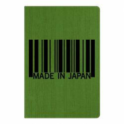 Блокнот А5 Made in japan