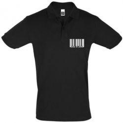Мужская футболка поло Made in japan