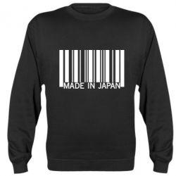 Реглан (свитшот) Made in japan