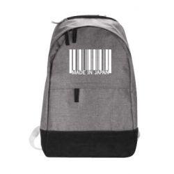 Городской рюкзак Made in japan