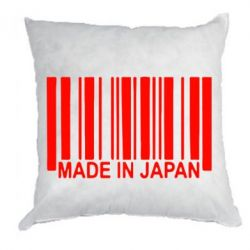 Подушка Made in Japan - FatLine