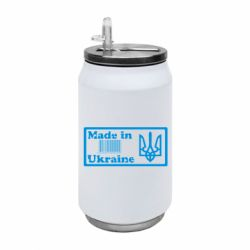 Термобанка 350ml Made in Ukraine штрих-код