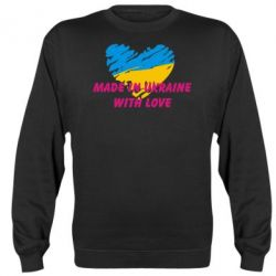 Реглан Made in Ukraine with Love - FatLine