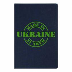 Блокнот А5 Made in Ukraine