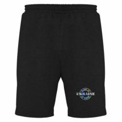Мужские шорты Made in Ukraine