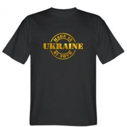 Футболка Made in Ukraine