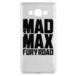 Чехол для Samsung A5 2015 MadMax