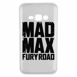 Чехол для Samsung J1 2016 MadMax