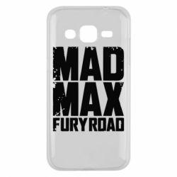 Чехол для Samsung J2 2015 MadMax