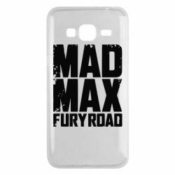 Чехол для Samsung J3 2016 MadMax