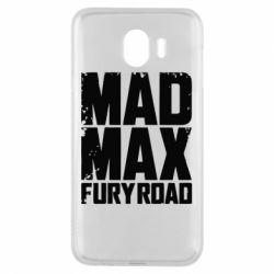 Чехол для Samsung J4 MadMax
